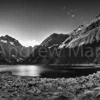 New Zealand: Marion Lake