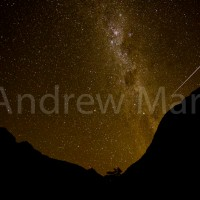 New Zealand: Night Scape 1