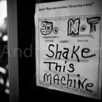 Do Not Shake